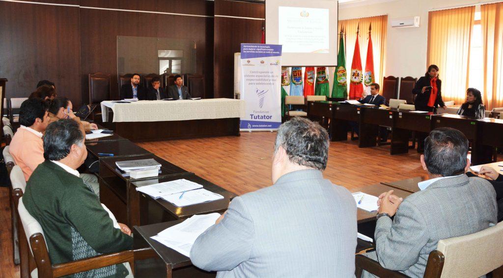 Judges in Bolivia validate manal